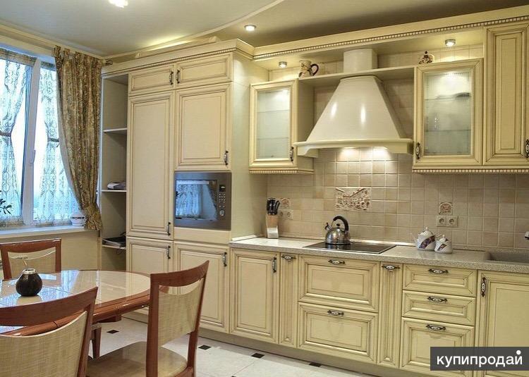 Фото дизайн светлая кухня