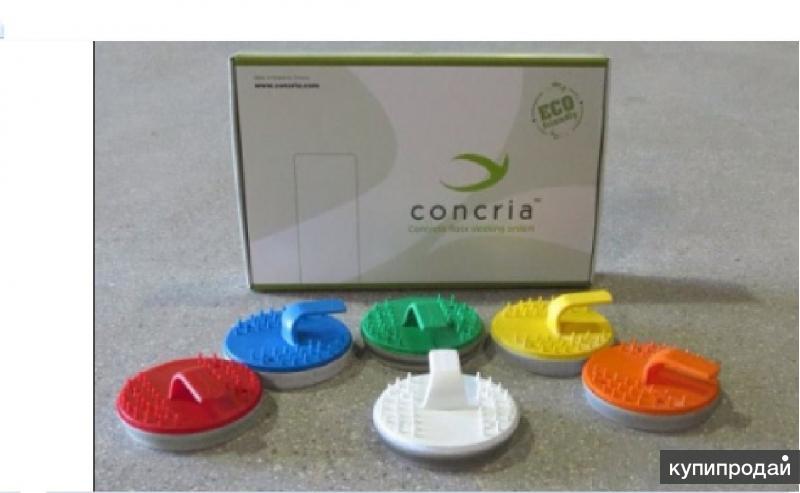 """сегменты """"concria"""" для полировки бетонного пола"""