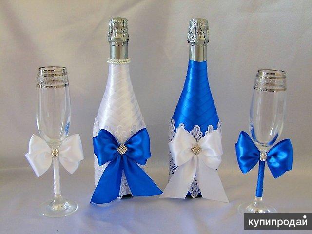 Оформить шампанское для свадьбы - Как своими руками украсить свадебное шампанское