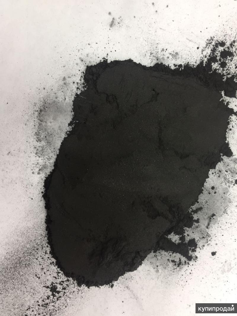 Графит литейный кристаллический ( черный ) ГЛС-1  ГОСТ Р 52729-7007.