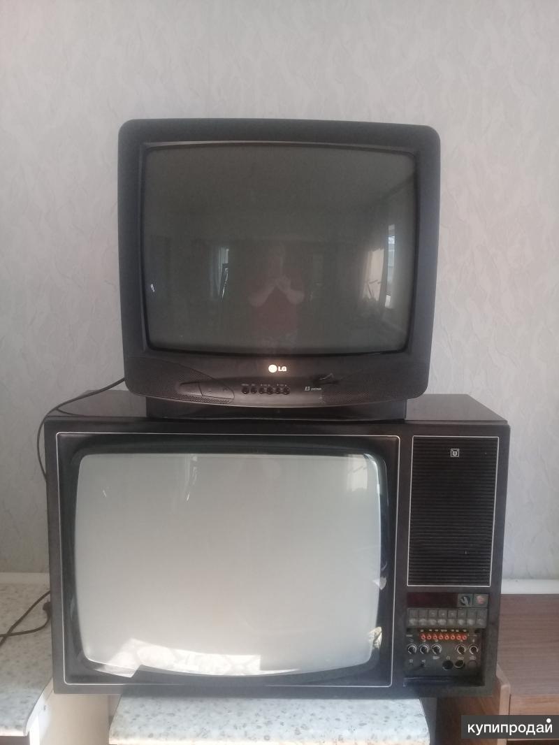 Для ценителей ретро-телевизор Садко Ц 280 Д