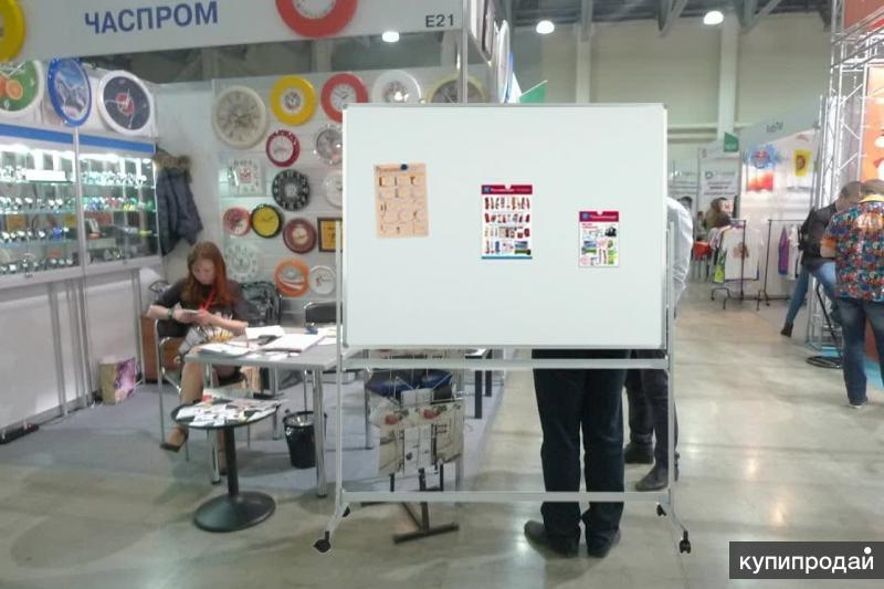 Напольные магнитно-маркерные доски с доставкой в Ивановской область