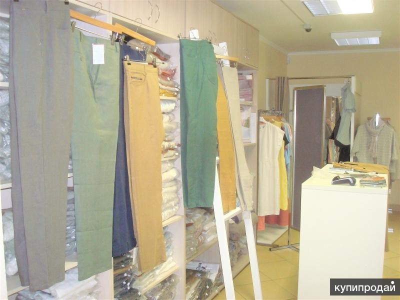 Мужские брюки и рубашки из льна -ЛЁН