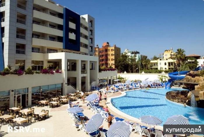 Турция. Отель Timo Resort Hotel 5*
