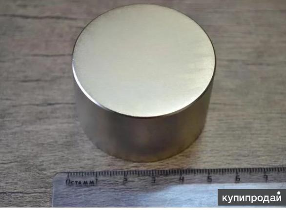 Неодимовые магниты 50х30