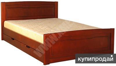 Кровать деревянная «Ариэль-1»