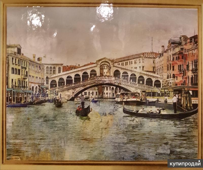 Картина по номерам рисование 50×40
