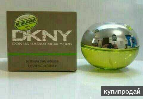 DKNY Be Delicious.