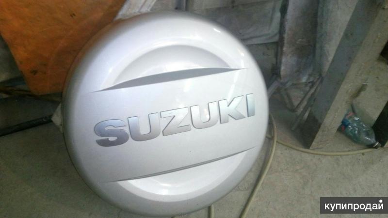 Покупаем крышки запасок на RAV4 и Suzuki GV
