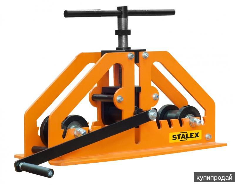 Трубогиб ручной круглой трубы TR-60 Stalex
