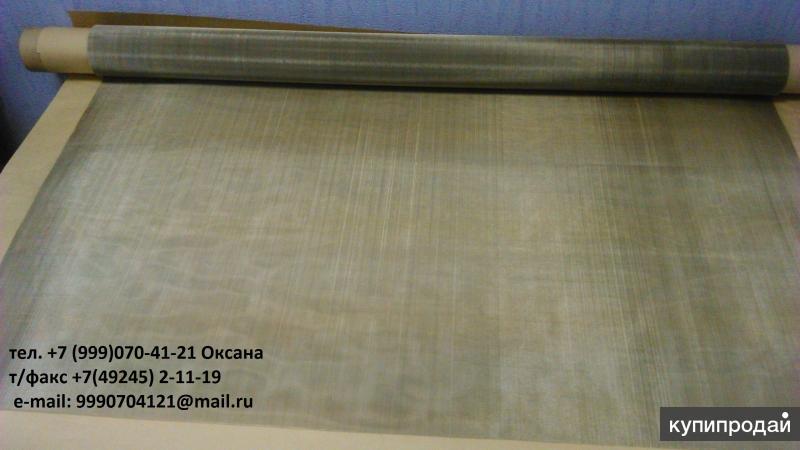 Сетки металлические М1, Л80, БрОФ, НП2
