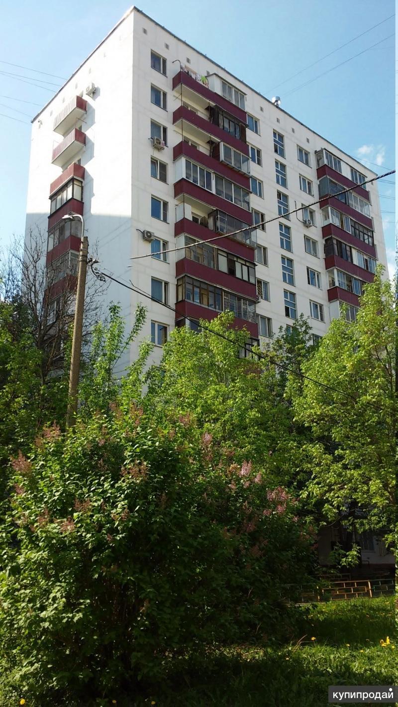 1-к квартира 38м. рядом с м. Перово