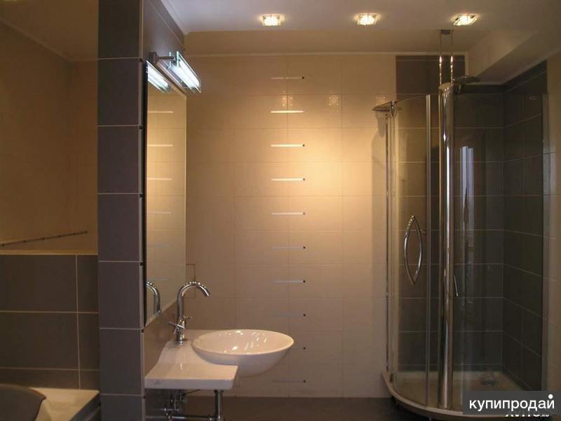 Ремонт ванной комнаты 83 серии под ключ и цены