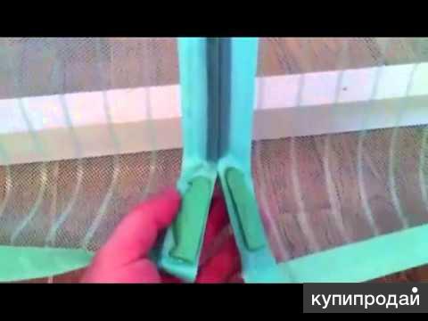 Как сделать шторы на магнитах