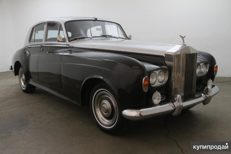 1963 г. Bentley S3 Sedan