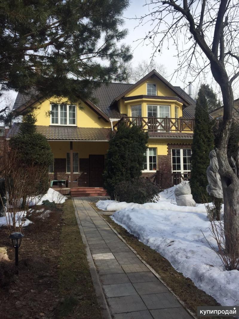 Дом в Москве под ключ 290 кв.м Ново-Переделкино