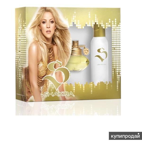 Подарочный набор Shakira S by Shakira (w) Туалетная вода 50 мл. + Дезодорант 150