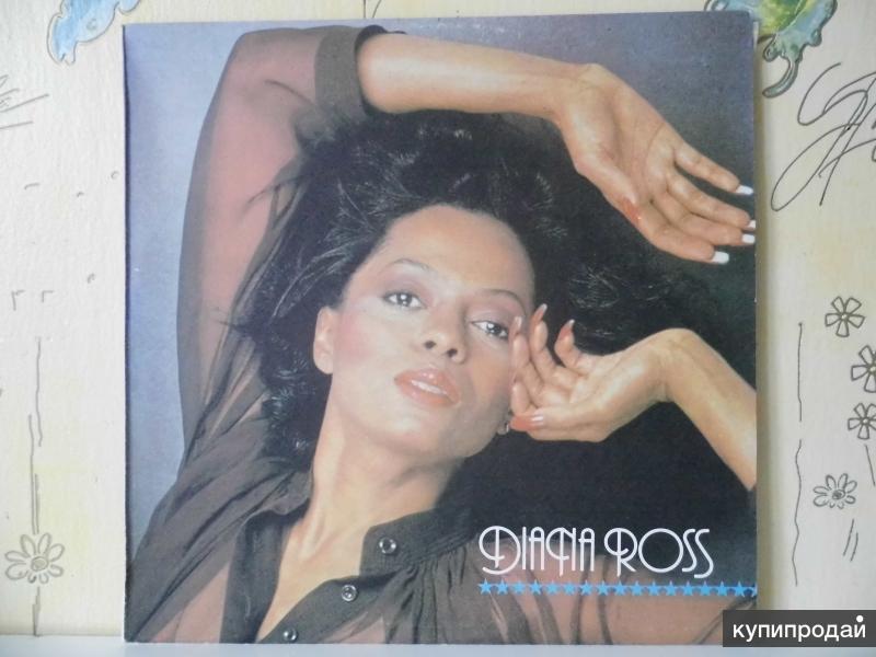 Дайана Лучшие Песни / Diana Ross / Vinyl, LP, Compilation