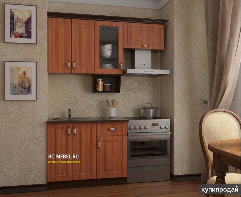 Кухня КЛАССИКА-1, длина 1600