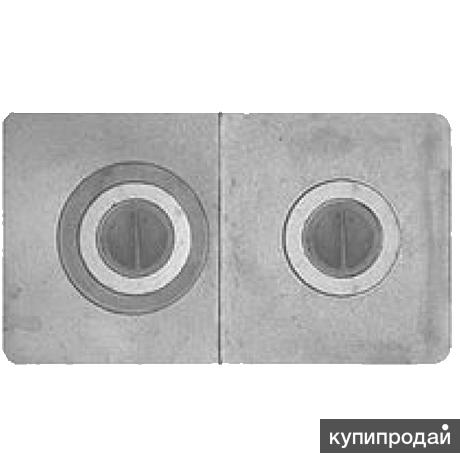 Плиты печные (верхний чугунный настил) в ассортименте