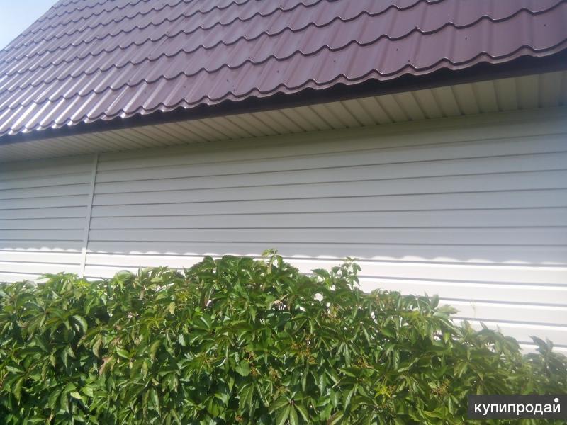 Строительство крыш в Туле. Монтаж металлочерепицы в Туле и Тульской области.