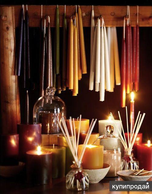 Свечи для гадания своими руками