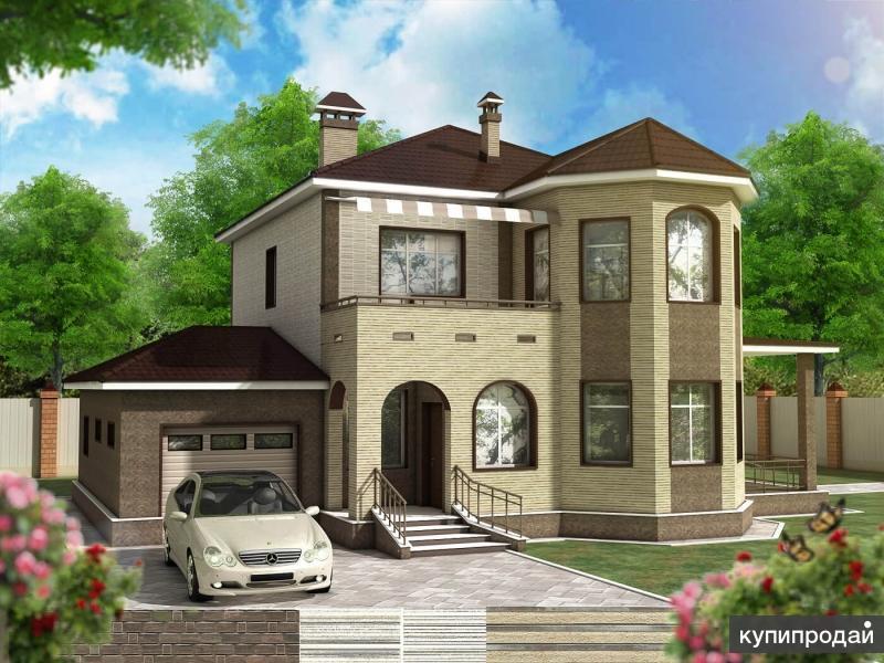 ЖБИ коттеджи, частные дома жби