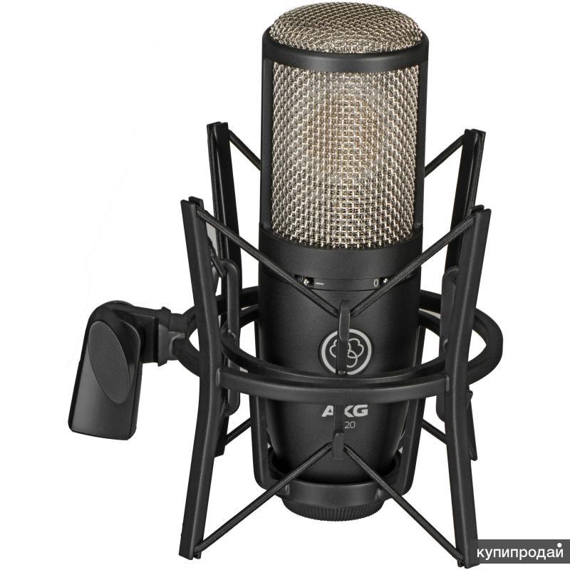 Продаю микрофон AKG P220