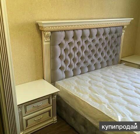 Спальные в классическом стиле