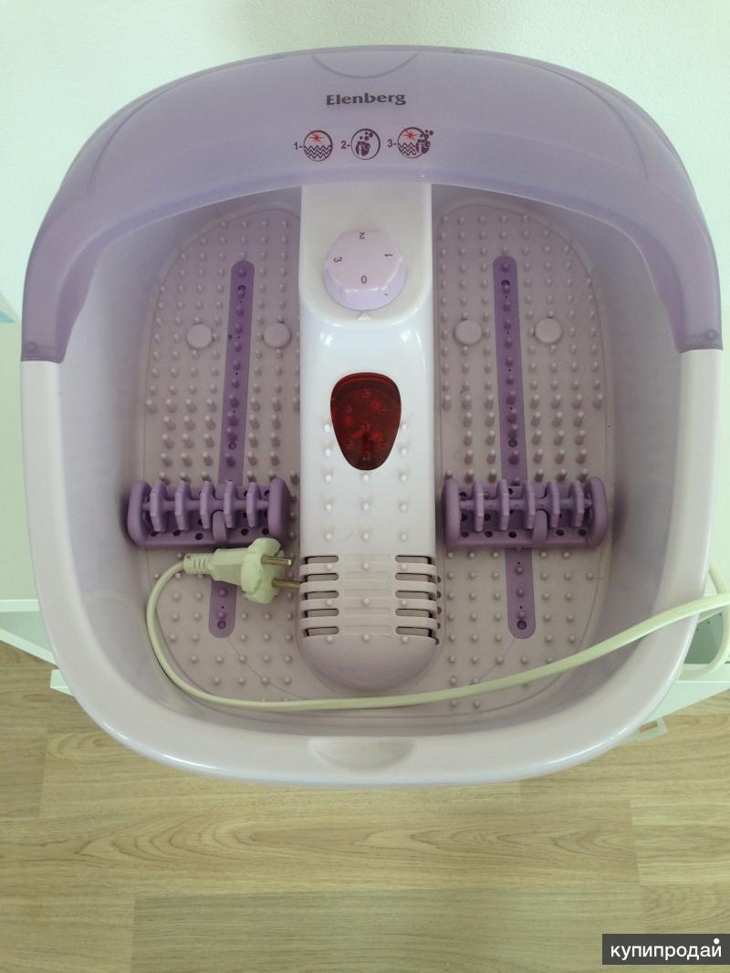 электрический массажер для ног FM 5610