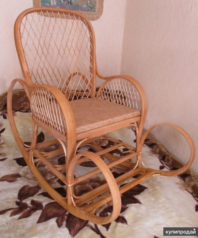 "Кресло - качалка ""Белогорье"""