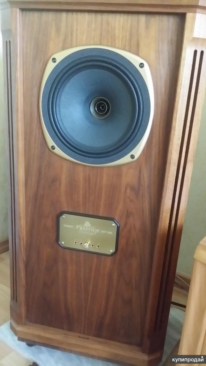 Продам акустическую систему Tannoy Turnberry SE