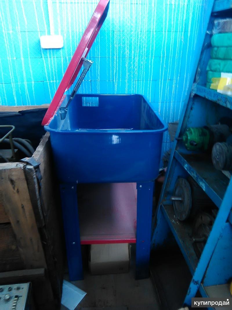 Продам промывочную гаражную ванну (1шт)