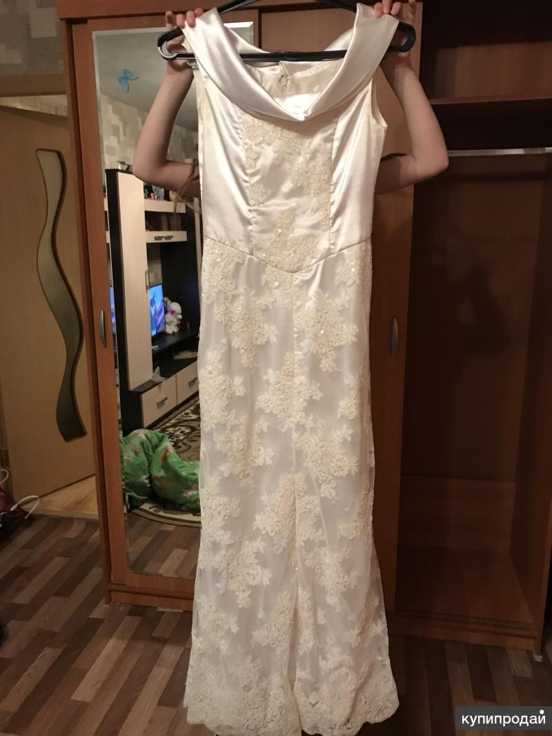 Платье в пол сшить на заказ 39