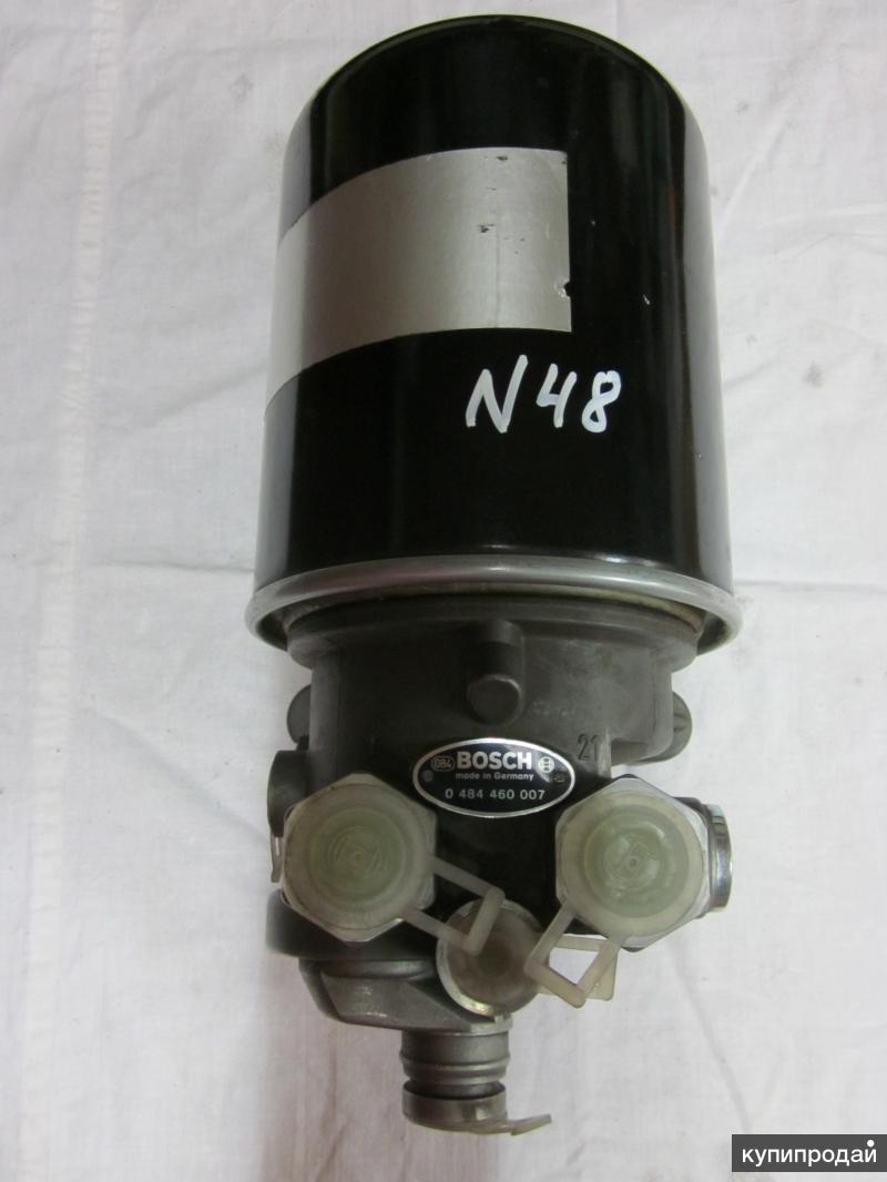 0484460007 Осушитель воздуха однокамерный  для грузовых автомобилей