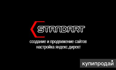 Создание  и Продвижение сайтов. Настройка Яндекс.Директ.