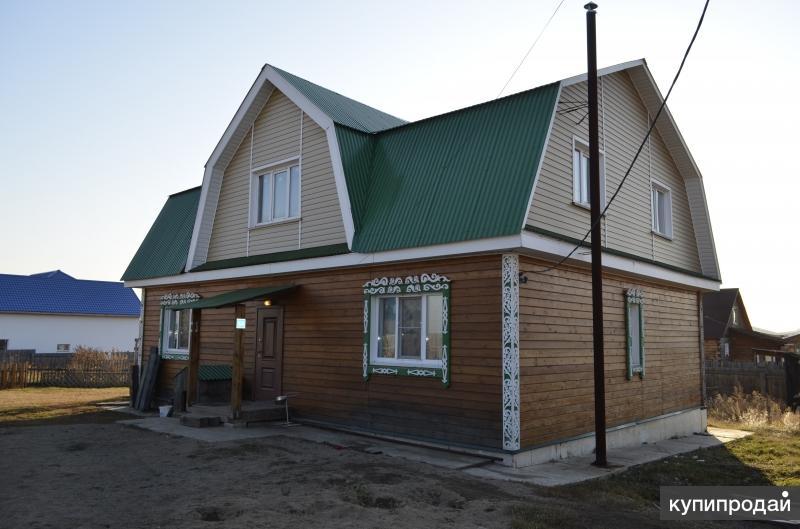 Продам благоустроенный дом 200 м2 в Грановщине