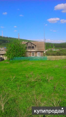 Продам дом или обменяю на квартиру в Красноярске