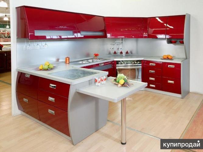 Дизайн кухни в картинках и
