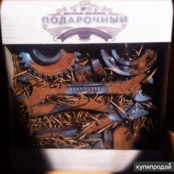 Шоколадный набор - Инструменты