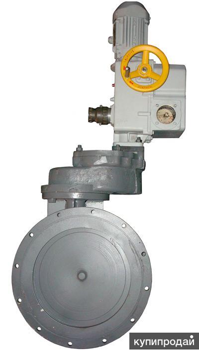 Клапан герметический с электро приводом  ГК ИА 01012 ;ГК ИА 01009