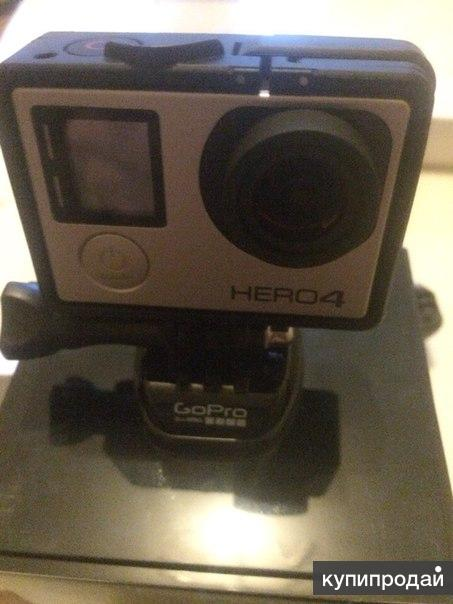 GoPro HERO4 Silver Music Edition