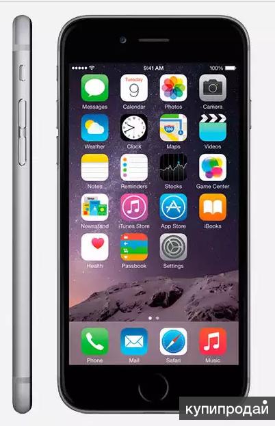 Лучший смартфон всех времен!  Смартфон Apple iPhone 6S