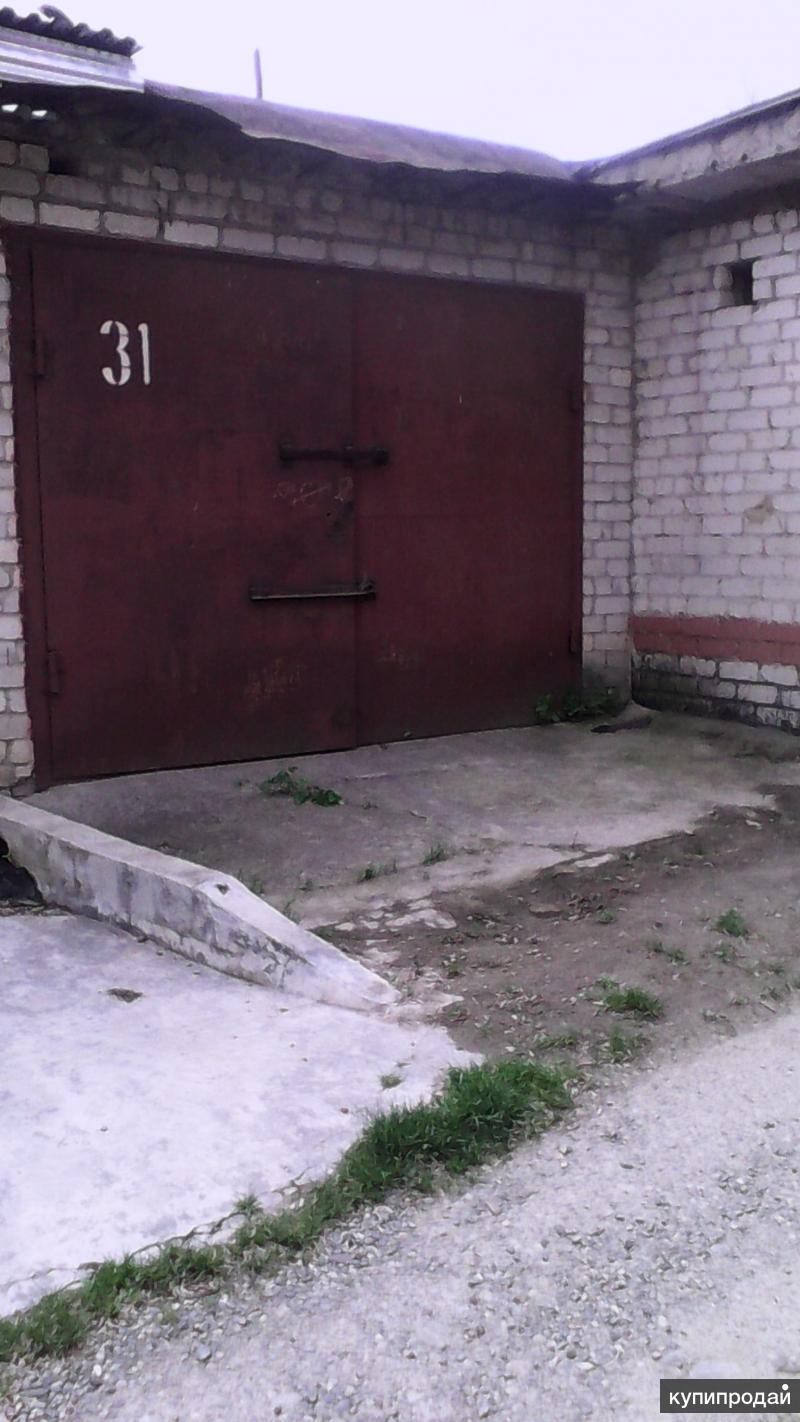Продаётся капитальный гараж в центре города ул.Мира