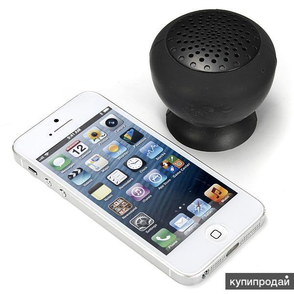 Новая Bluetooth колонка портативная влагостойкая