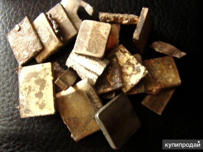 Техническое серебро(дорого)