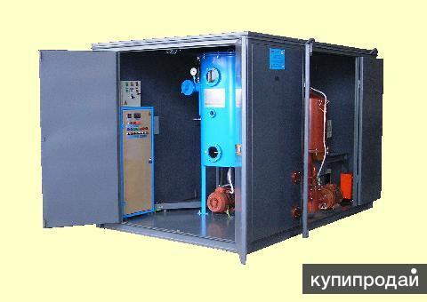 Установка УВМ 10-10М для комплексной обработки трансформаторного масла