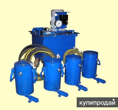 Устройства для монтажа силовых трансформаторов НСП 400/5,5+4ДГ-100В У1