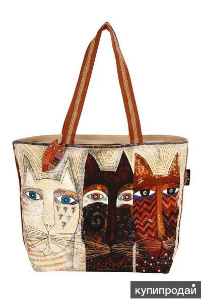 4760 Justo Totemic большая летняя женская сумка.