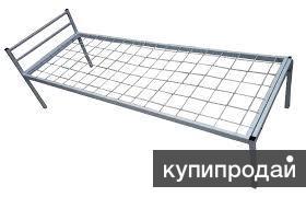 Металлические кровати в Москве для общежитий и гостиниц. кровати дешево оптом